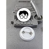 Badge Harry Potter Visage