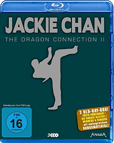 Jackie Chan - The Dragon Connection 2 (Uncut) [Blu-ray]