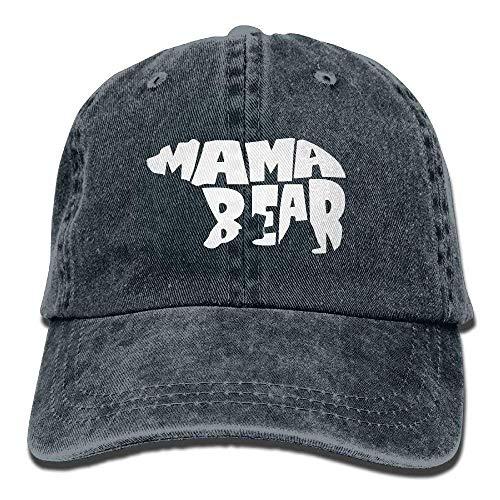 09497c7c96f Fashion Cotton Denim Baseball Bear 1-2 Classic Dad Hat Adjustable 081060