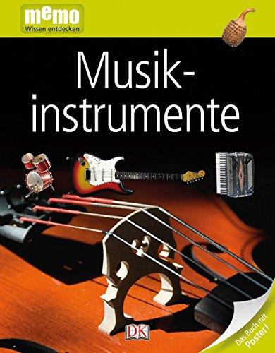 Musikinstrumente (memo Wissen entdecken)