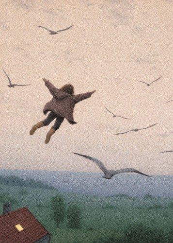 postkarte-a6-ausflug-von-inkognito-grusskarten-fantastik-kunstler-quint-buchholz