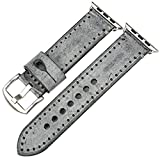 51qPg-ZGSaL._SL160_ Echtlederarmbänder für die Apple Watch von Maikes