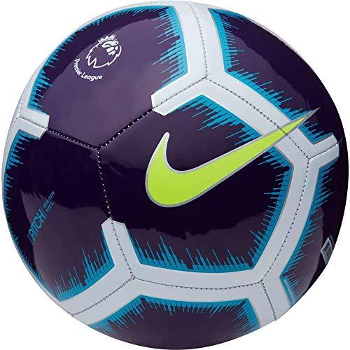 Nike Pitch Premier League 18/19 Football Purple/Volt