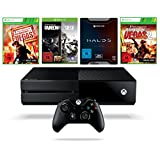 Xbox One 1TB Konsole inkl. Rainbow Six Siege + Rainbow Six Vegas + Rainbow Six + Halo 5: Guardians - Limited Edition