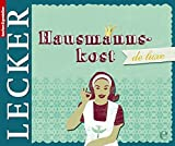 Lecker - Hausmannskost De Luxe