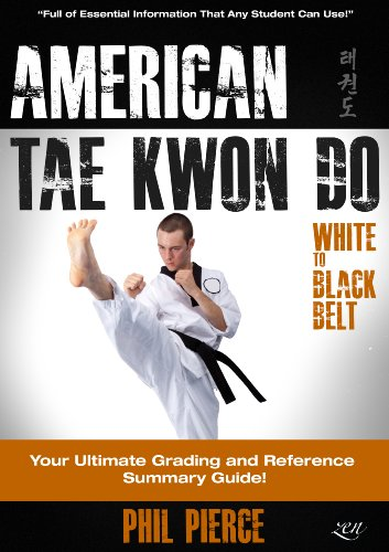 NEW Black Belt-Curriculum Manual ATA-Taekwondo-Karate-Martial-Arts-Gift