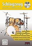 CASCHA Schlagzeug - Schnell und einfach lernen + DVD