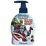 Marvel Flüssige Seife Avengers Baobab und Ginseng, 1er Pack (1 x 320 g)