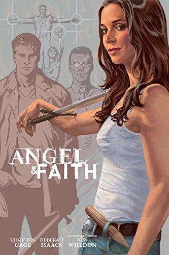 ANGEL AND FAITH SEASON 09 LIBRARY ED HC 03 (Angel & Faith Vol 3)