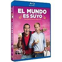 El Mundo Es Suyo Blu-Ray