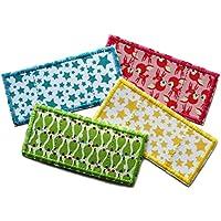 Set 4 Hosenpflaster Hosenflicken für Mädchen Patches zum aufbügeln