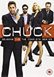 """Chuck - Season 1-5"" - DVD-Box"