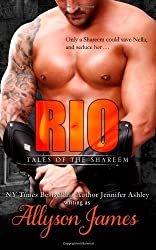 Rio: 2 (Tales of the Shareem) by Allyson James (6-Apr-2014) Paperback