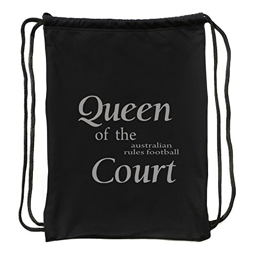Eddany Queen of the Australian Rules Football court Turnbeutel