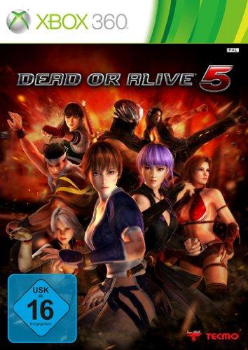 Dead or Alive 5 - [Xbox 360] (Tekken Für Street 360 Xbox Fighter X)