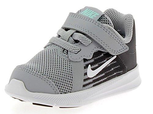 Nike downshifter 8 tdv scarpe sportive bambino grigie 922856005 (22)
