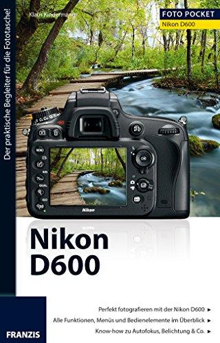 FotoPocket Nikon D600 (D600-video)