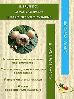 Il frutteto: come coltivare il raro nespolo comune (Il frutteto facile Vol. 5) di [Pisano, Riccarda]