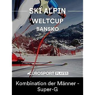 Ski Alpin: FIS Weltcup 2018/19 in Bansko (BUL) - Kombination der Männer - Super-G