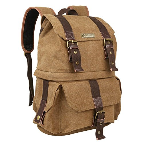 camera-backpack-evecase-canvas-dslr-digital-camera-photograher-backpack-brown