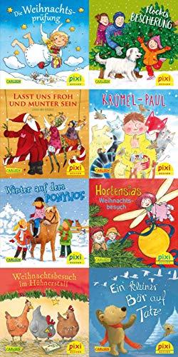 Pixi-Weihnachts-8er-Set 32: Alle Jahre wieder (8x1 Exemplar) (32)