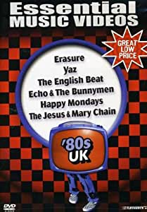 Essential Music Videos: 80's UK [DVD] [Region 1] [US Import] [NTSC]