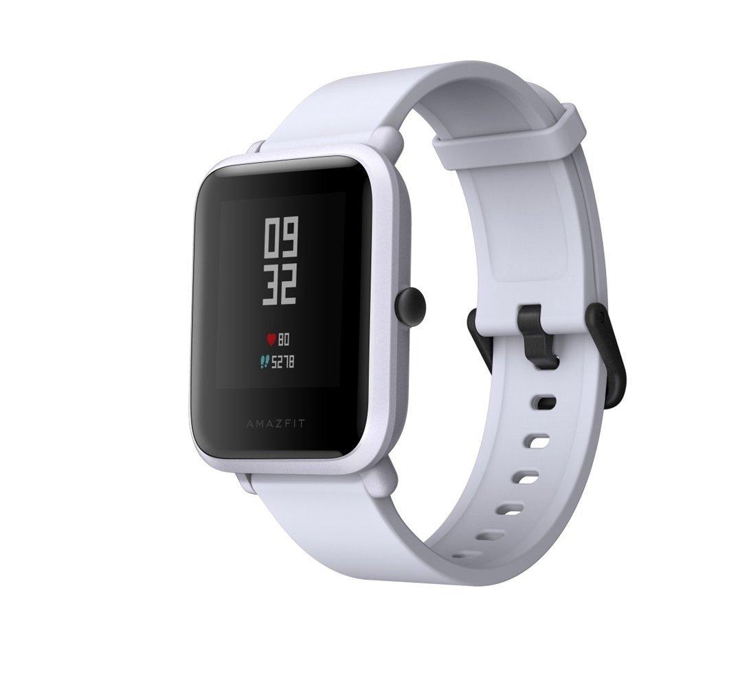 AMAZFIT Bip Smartwatch Monitor de Actividad Pulsómetro Ejercicio Fitness Reloj Deportivo (Versión Internacional) Negro… 4
