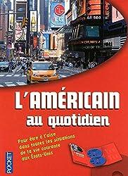 Coffret L'américain au quotidien (livre + 2CD)