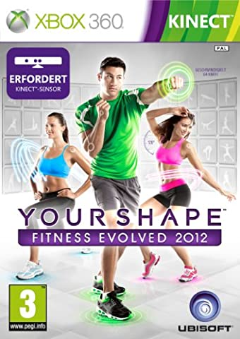 Your Shape Fitness Evolved 2012 [AT PEGI] - [Xbox 360]