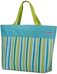 42cf9f923da25 anndora XXL Shopper - Strandtasche Schultertasche Einkaufstasche - Farbwahl