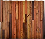 ARS Home Fittings-Wood (WALL-CLADDING2,BrownColour)