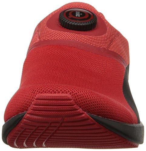 Puma Disc Sf Fashion Sneaker Rosso Corsa-Black