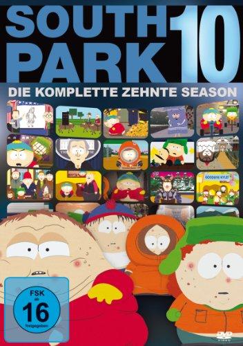 South Park - Season 10 [3 DVDs] (South Park-tv-show)