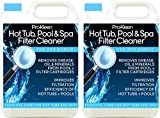 10L of Pro-Kleen Hot Tub, Pool & Spa Filter Cartridge Cleaner