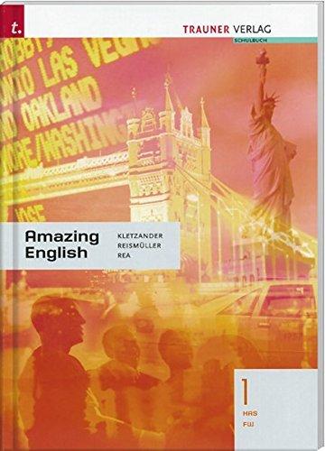 Amazing English 1 HAS/FW