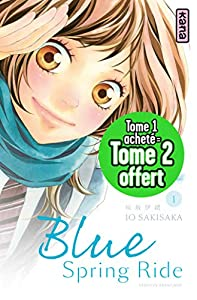 Blue Spring Ride Pack découverte Tome 1 + 2 gratuit