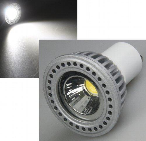 """Preisvergleich Produktbild LED Strahler GU10 """"H40 DIM V2"""" dimmbar"""