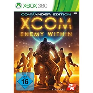 XCOM: Enemy Within – Commander Edition – [Xbox 360]