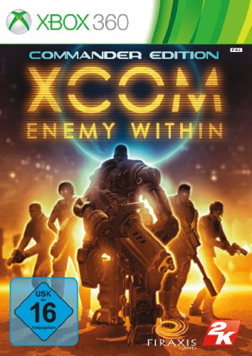 XCOM: Enemy Within - Commander Edition - [Xbox 360] Xbox 360 Dlc