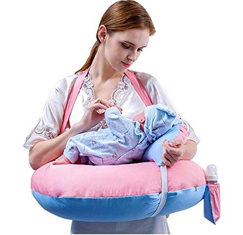 Allaitement Maternel Allaitement Maternel Maturité Back Support Coussin Multifonctionnel de bébé U-Type Breast Artifact, 2