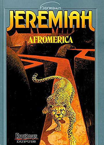 Jeremiah, tome 7 : Afromerica