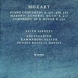 Mozart - Piano Concertos; Symphony No 40; Masonic Funeral Music