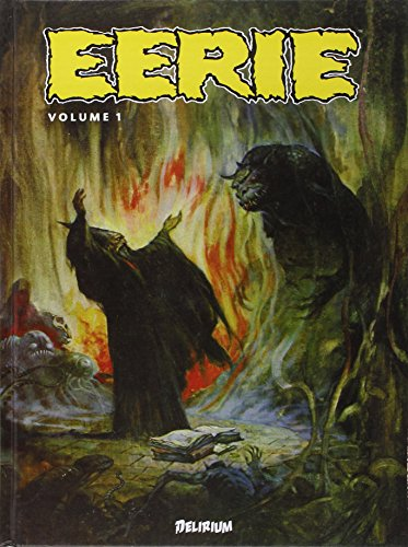 Anthologie Eerie, Tome 1 :