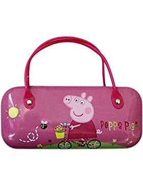 Peppa Pig - Funda de gafas - para niña rosa AS IN PICTURE Talla única