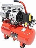 Mader Power Tools 09371 Compresseur d'air monobloc 6 L, portable, silencieux, économique, écologique