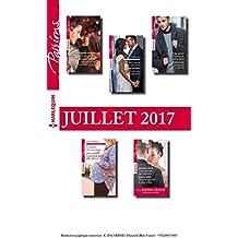 10 romans Passions + 1 gratuit (nº665 à 669 - Juillet 2017) : 1 livre acheté = des cadeaux à gagner
