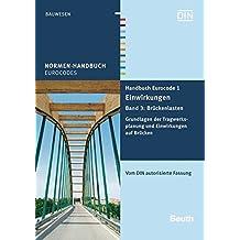 Handbuch Eurocode 1 - Einwirkungen: Band 3: Brückenlasten Grundlagen der Tragwerksplanung und Einwirkungen auf Brücken Vom DIN autorisierte Fassung (Normen-Handbuch)