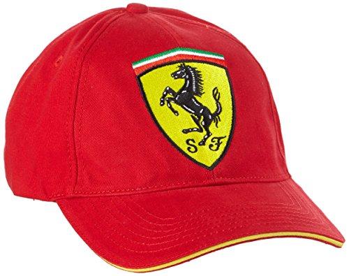 ferrari-f1-erwachsene-cap-rot-one-size-sf320132