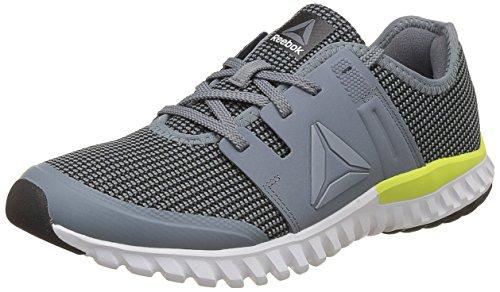 Reebok Women's Twist Run Dust/Grn/Metsil/White/Blk Running Shoes - 6 UK/India (39 EU)(8.5 US)