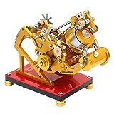 T TOOYFUL Modello di Motore Stirling Giocattolo Scoperta Fisica